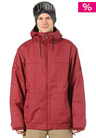 BONFIRE Essential Awesome Jacket mahogany b