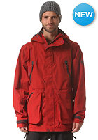 BONFIRE Nelson Jacket red rum-x