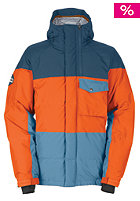 BONFIRE Sitka Snow Jacket midnight-bf/sienna-B