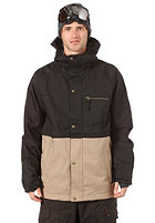 BONFIRE Tanner Jacket 2013 black/canvas
