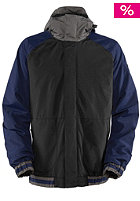 BONFIRE Timberline Jacket black/iron-b/marine