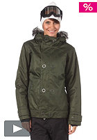 BONFIRE Womens Arena Jacket marine/herbe