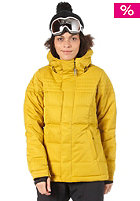 BONFIRE Womens Astro Jacket 2013 curry/curry