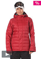 BONFIRE Womens Astro Jacket crimson-b