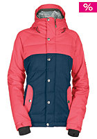 BONFIRE Womens Astro Snow Jacket midnight-bf