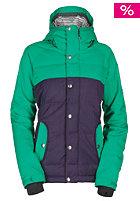 BONFIRE Womens Astro Snow Jacket plum
