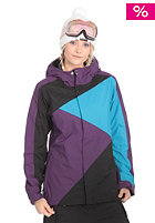 BONFIRE Womens Echo Jacket 2011 garnet/black/chrystal