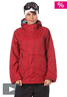 BONFIRE Womens Endless Jacket crimson-b