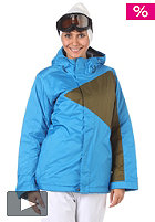 BONFIRE Womens Riley Jacket crystal/herbe