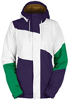 BONFIRE Womens Rosa Jacket plum