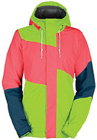 BONFIRE Womens Rosa Jacket super sour