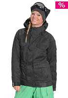BONFIRE Womens Safari 1 Jacket black
