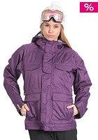 BONFIRE Womens Safari 2 Snow Jacket violet