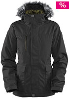 BONFIRE Womens Safari Jacket black