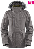 BONFIRE Womens Safari Jacket iron-b