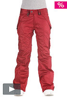 BONFIRE Womens Safari Pant crimson-b