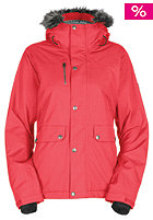 BONFIRE Womens Safari Snow Jacket tango