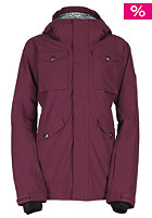 BONFIRE Womens Taylor Jacket brick-bf