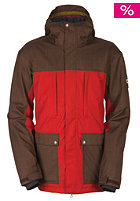 BONFIRE Yukon Snow Jacket torch