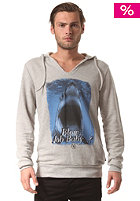 BOOM BAP Blow Hooded Sweat mixed grey