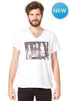 BOOM BAP Groupies S/S T-Shirt white