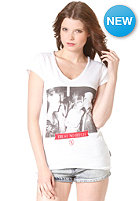 BOOM BAP Womens Fashion Weeks S/S T-Shirt white