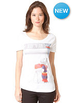 BOOM BAP Womens Rkelly S/S T-Shirt white