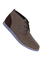 BOXFRESH Dalston BL Washed Canvas dark brown