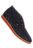 BOXFRESH Dalston Red Line Suede navy