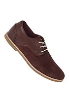 BOXFRESH Darbz Leather dark brown