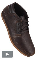 BOXFRESH Eavis dark brown BFM0152