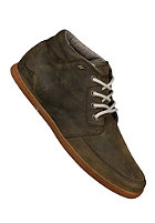 BOXFRESH Eavis Gum Leather Kickout forest green