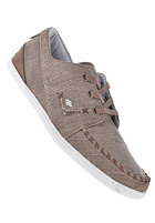 BOXFRESH Keel GD Washed Canvas dk brown