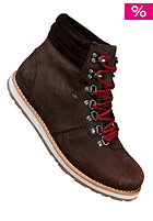 BOXFRESH Khyke Tartan Leather Crazy H dark brown