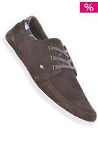 BOXFRESH Samson Cm Suede/Canvas dk brown