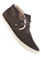 BOXFRESH Skelt Fur dark brown