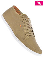 BOXFRESH Sparko Fm Waxed Canvas/Suede antique bronze