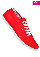 BOXFRESH Sparko Waxed Canvas red