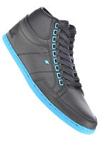 BOXFRESH Swapp CES Fur Leather black/cyan