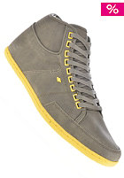 BOXFRESH Swapp CES Fur Leather dk grey - yellow