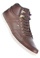 BOXFRESH Swapp Inca Leather dk brown lyptus