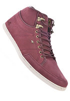 BOXFRESH Swapp Inca Leather tawny port