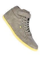 BOXFRESH Swich CS Leather dk grey - yellow