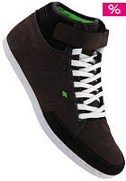 BOXFRESH Swich Ori dark brown/lime
