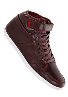 BOXFRESH Swich Tornado Leather dark oxblood