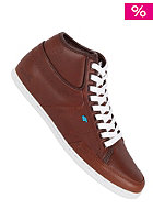 BOXFRESH Womens Swapp Lea Lyptus dark brown
