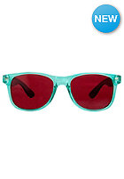 BRIGADA Lawless Sunglasses teal/ruby lens