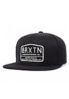 BRIXTON Axle Snapback Cap black