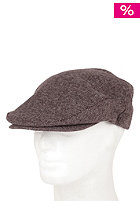 BRIXTON Barrel Cap brown tweed