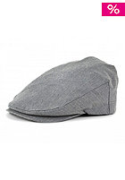 BRIXTON Barrel Cap light grey herringbone